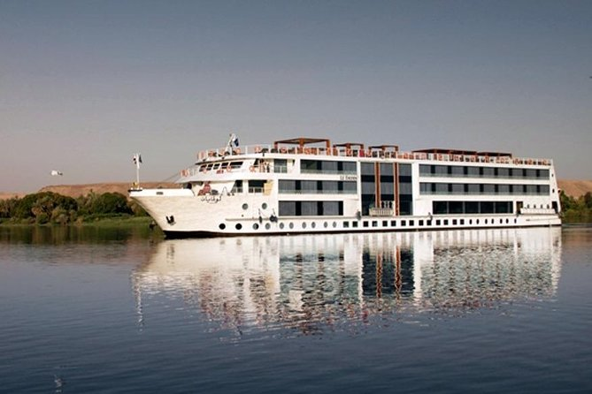 Private Tour: 4 Days 3 Nights Nile Cruise 5*
