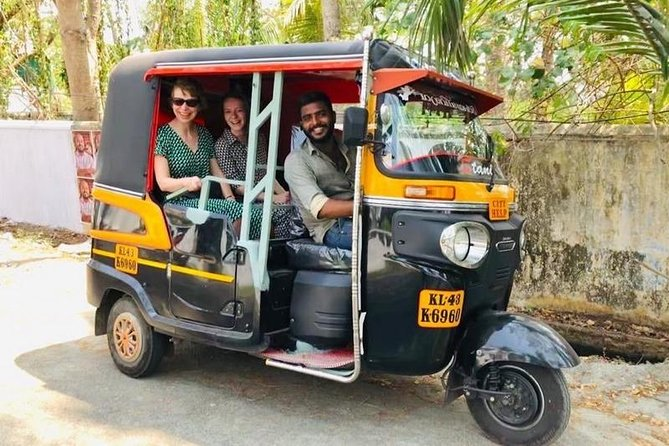 Fort Kochi Tuk Tuk Tour & Sightseeing with a Local Driver