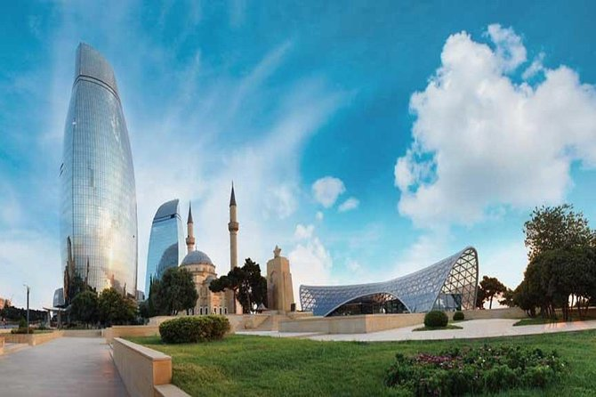 Economy class Transfer from Baku to Shamakhi