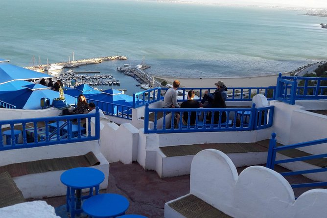 Cartago artist village Sidi Bou Said