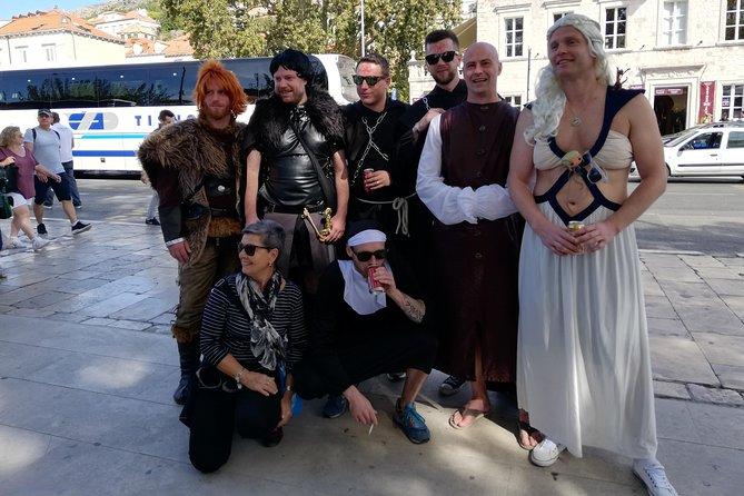 Dubrovnik Game of Thrones Walking Tour by Vidokrug