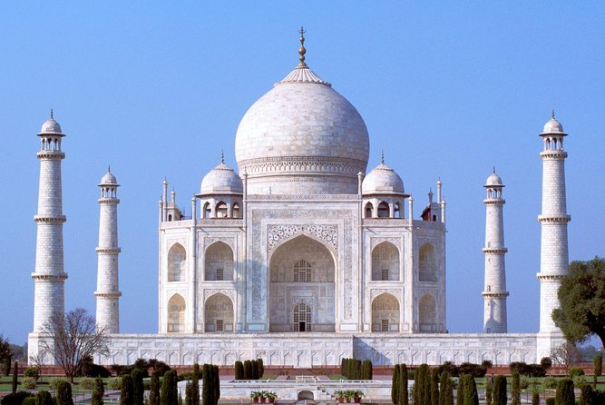 Private Full Day Agra City Tour With Taj Mahal