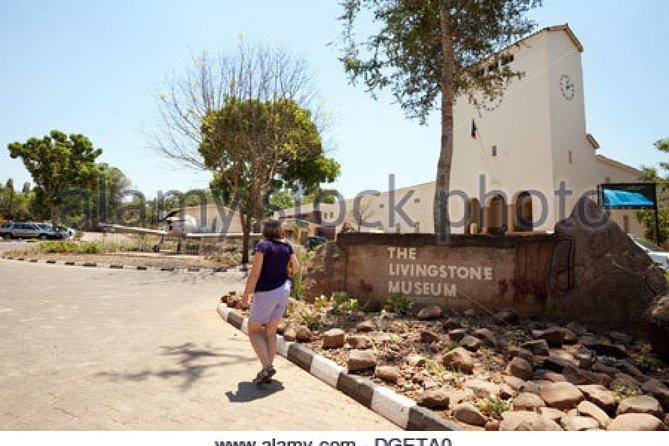 Livingstone and Jewish Mueum Tour