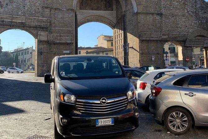 Cab Fiumicino to Terracina
