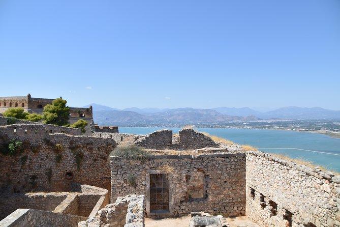 Private Day Tour to Mycenae, Nafplion and Epidaurus