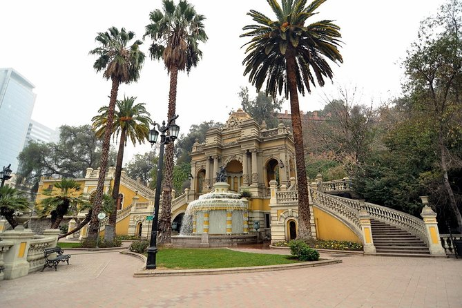 Private Half-Day Guided Tour of the City of Santiago.