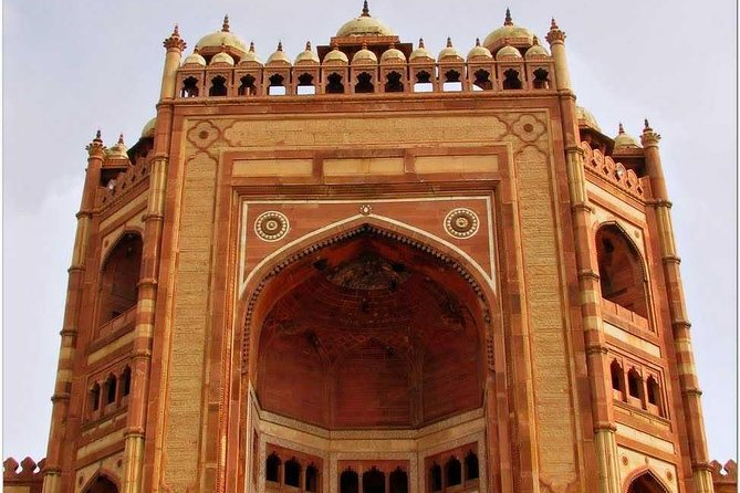 Private Day Trip to Taj Mahal, Agra Fort And Fatehpur Sikri From Delhi