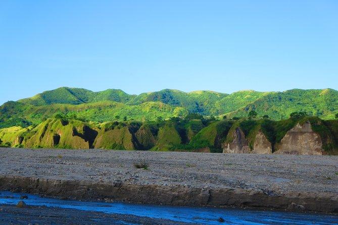 Mount Pinatubo + Banaue-Batad-Cambulo-Bangaan-Hapao Rice Terraces from Manila