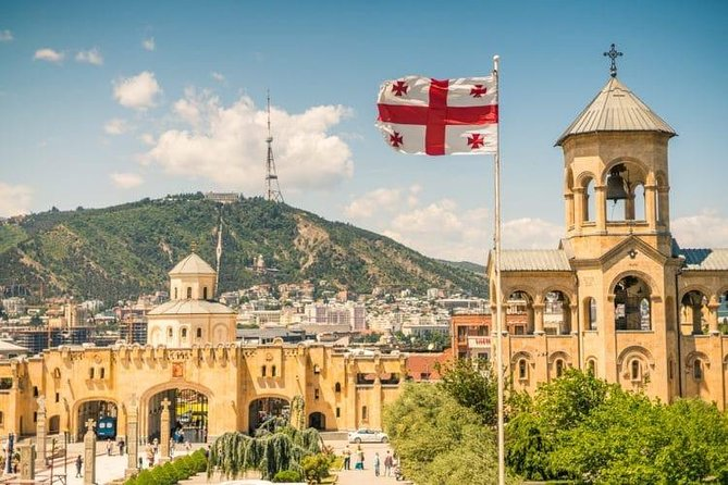 Economy class Transfer from Baku to Tbilisi