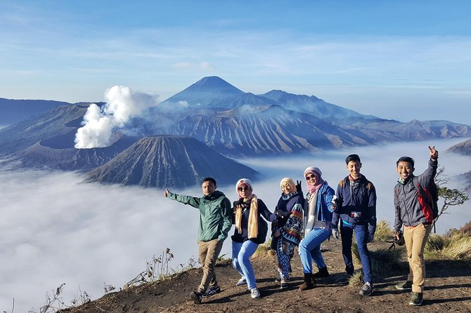 2D1N - Mount Bromo (5 spots), Madakaripura Waterfall, Include Accomodation