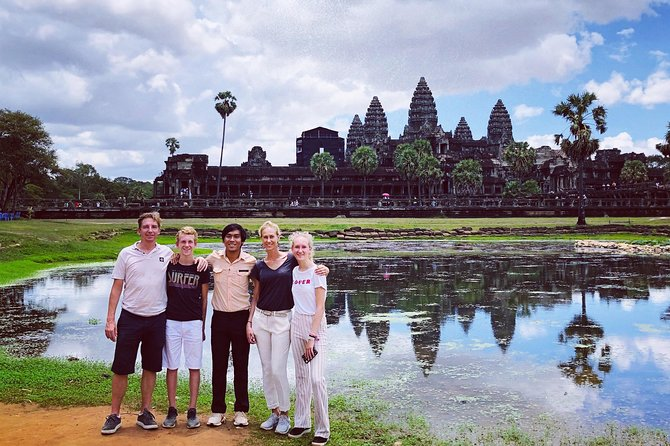The Best Angkor Tour without Sunrise