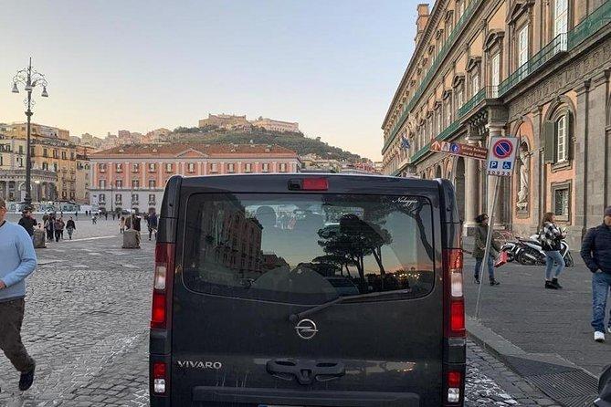 BlackCabs Fiumicino to Terracina