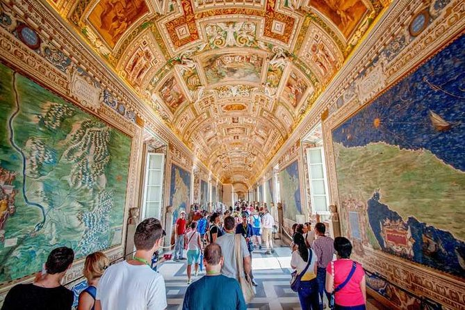 Vatican Museums and Sistine Chapel with transfer from Hotel photo 1