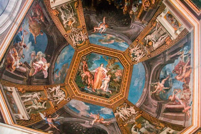 Vatican Museums and Sistine Chapel with transfer from Hotel photo 4