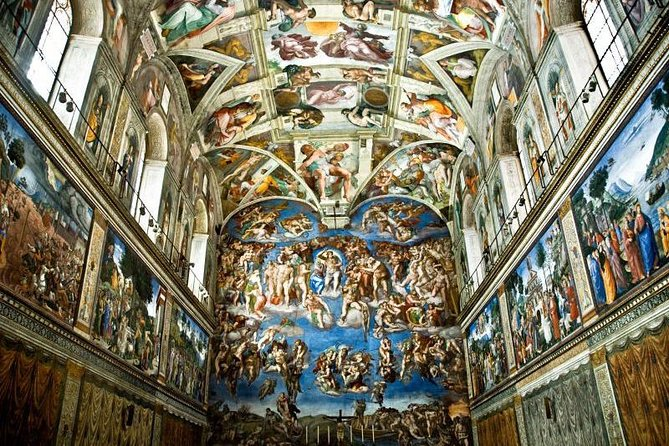 Vatican Museums and Sistine Chapel with transfer from Hotel photo 8