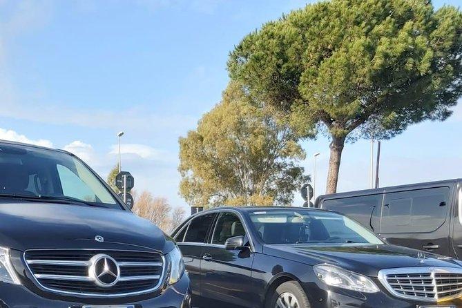 Fiumicino to Terracina Transfers