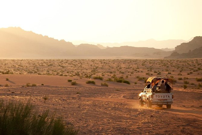 Wadi Rum 3 Hour Desert Tour | Wadi Rum Experience