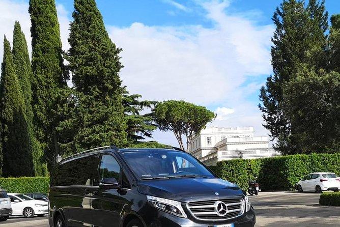 Transfers From Fiumicino to Terracina