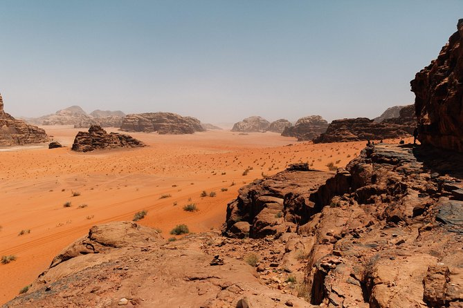 Wadi Rum | Private Half Day Desert Tours