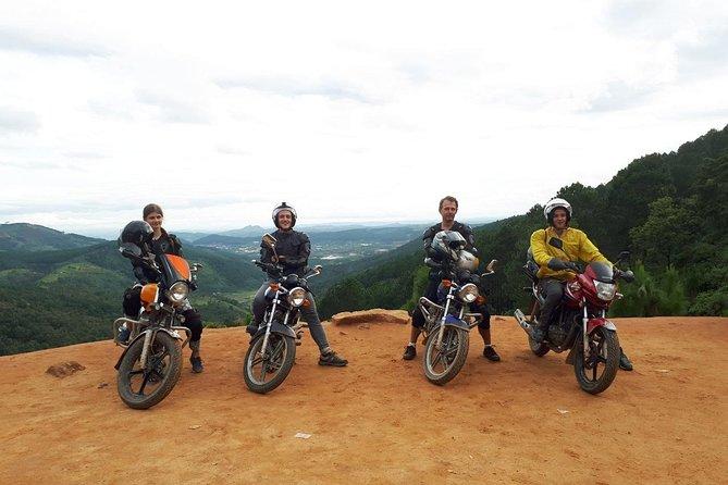 Dalat Motorbike Tour