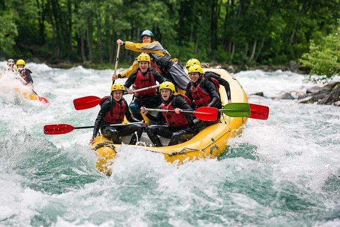 Rafting,Jeep Safari, Zip Line Combo