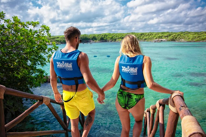 Priority Access: Xel-Há All-Inclusive Day Trip from Playa del Carmen