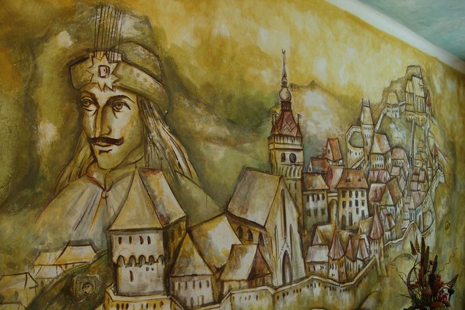 5-Day Private Dracula's Legends Tour from Bucharest