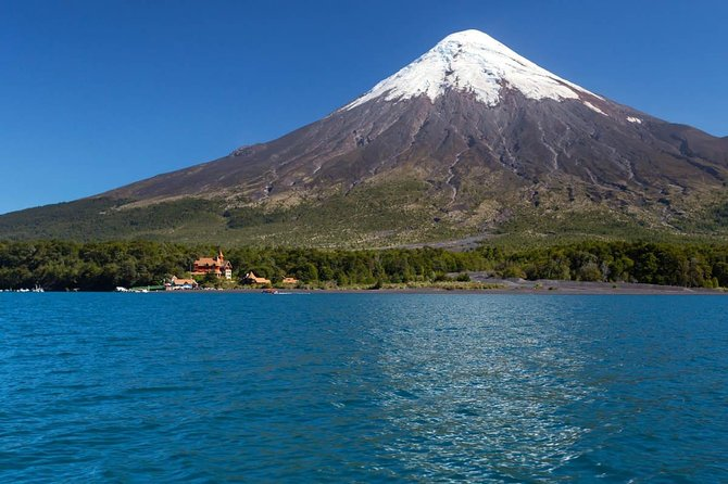 Half Day Osorno Volcano Tour from Puerto Varas or Puerto Montt