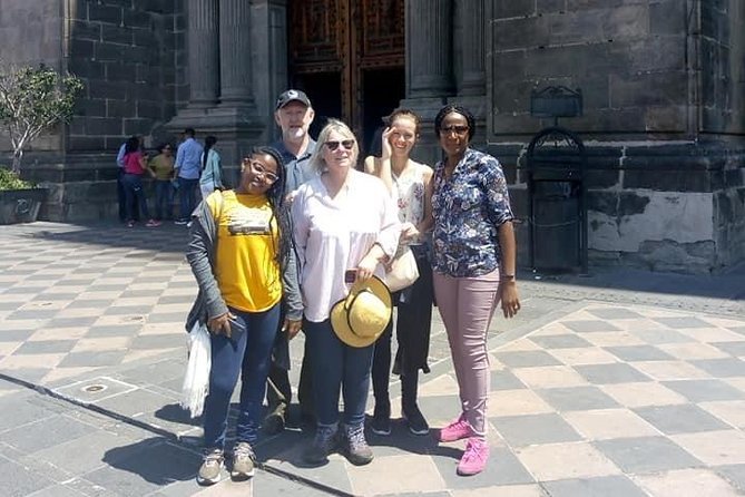 Mexico City Private Tour - Best Rated