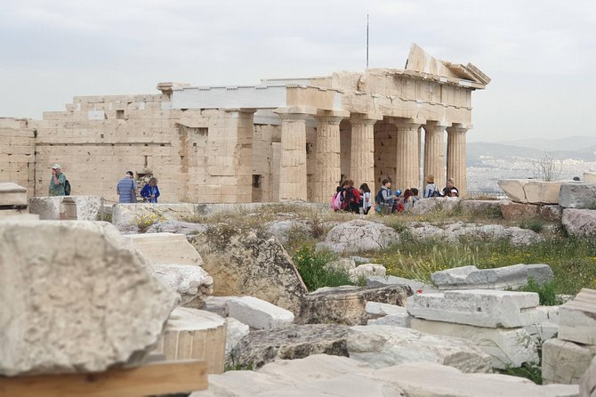 Piraeus Shore Excursion: ALL INCLUSIVE Skip-the-Lines Athens sightseeing Tour