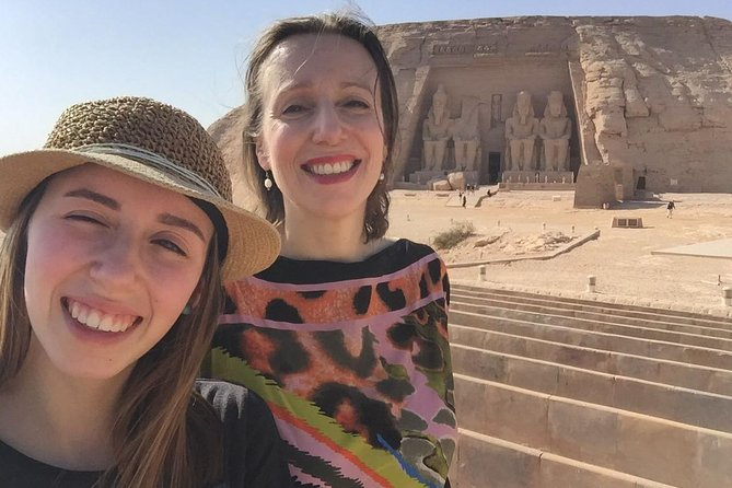 Full day tour to Twin Temples with tour guided, from Aswan