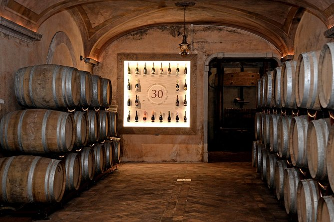Franciacorta: Wine Tour & Tasting Experience