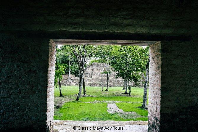 Private Tour to Maya Sites Xunantunich and Cahal Pech