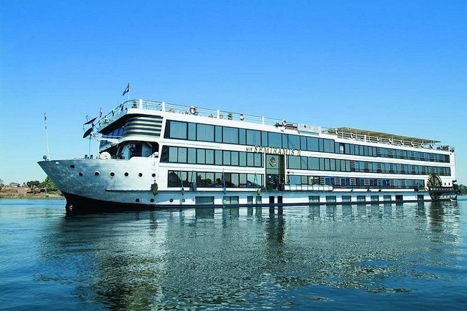 Nile cruise from aswan for 3 nights / 4 days