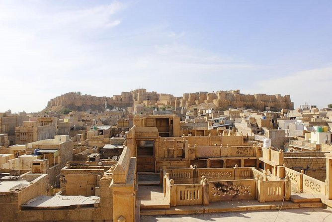 Highlights of Jaisalmer (Guided Half Day City Sightseeing Tour by Car)