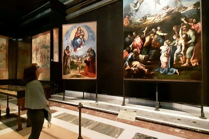 Sistine Chapel and Vatican Museums guided tour photo 6