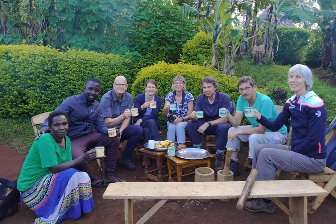 3 Days sipi falls tours and coffee