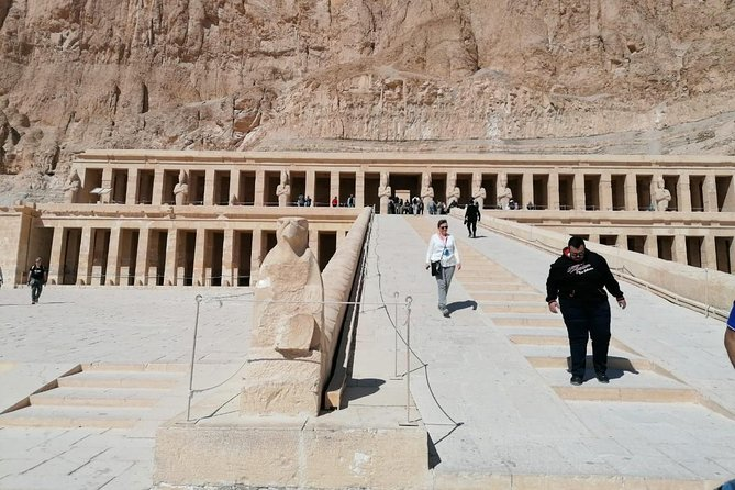 From Hurghada full day tour to luxor