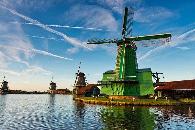 Countryside & Zaanse Schans Windmills Tour