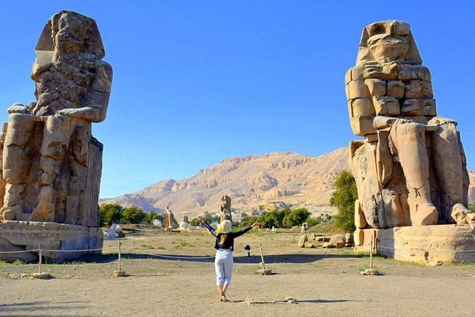 Luxor Day Tour from Hurghada By Luxury Air Conditioner Bus