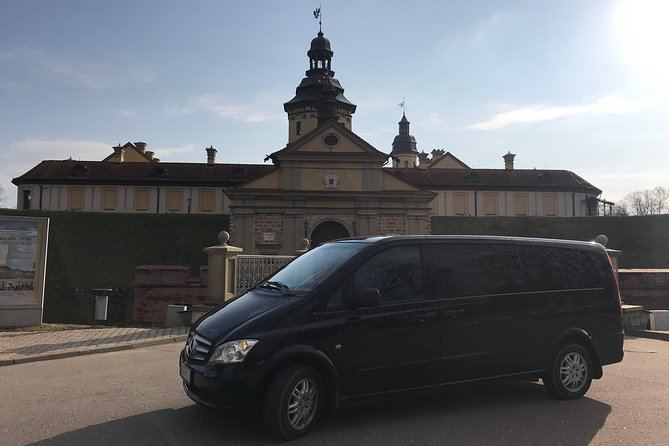 Private Nesvizh Palace Tour by Minivan with English-speaking Driver