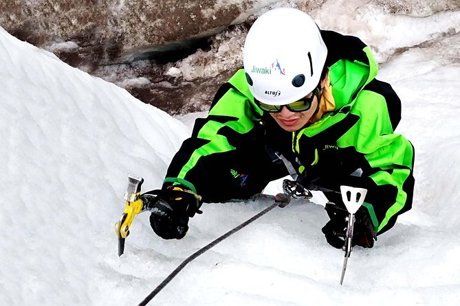 Ice climbing Full Day Tour