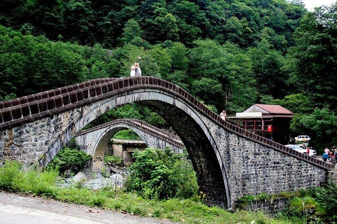 Arhavi Twin Historical Bridges