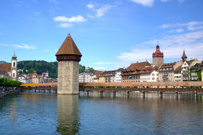 Luzern's Heritage with a Treat from Basel