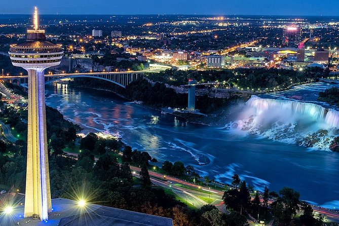 Private Transfer: Niagara Falls, ON to Pearson Int'l Airport (YYZ)