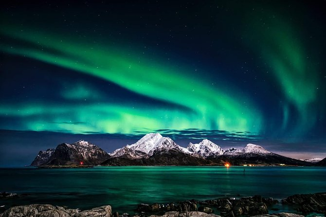 Nothern Lights 5 Countries with Santa Claus Villages Touring Packages 25Days