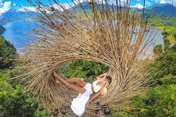 Full-Day Private Tour to Exploring Instagrammable Destination in Bali