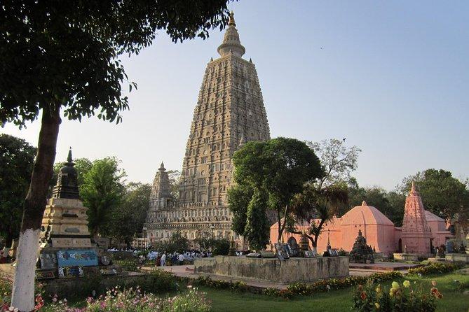 Bodhgaya - Rajgir - Nalanda Sightseeing Package Tour with Accomodation and Meals