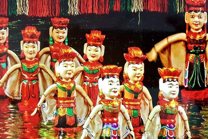 Hoi An Water Puppet Show Ticket