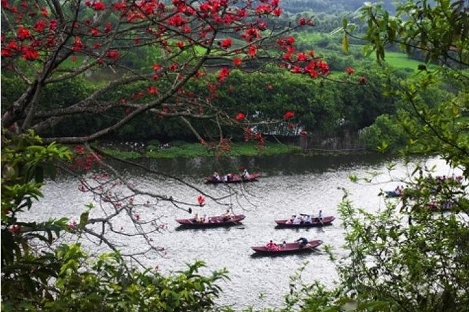 Perfume Pagoda 1 Day Tour (100km far from Ha Noi)